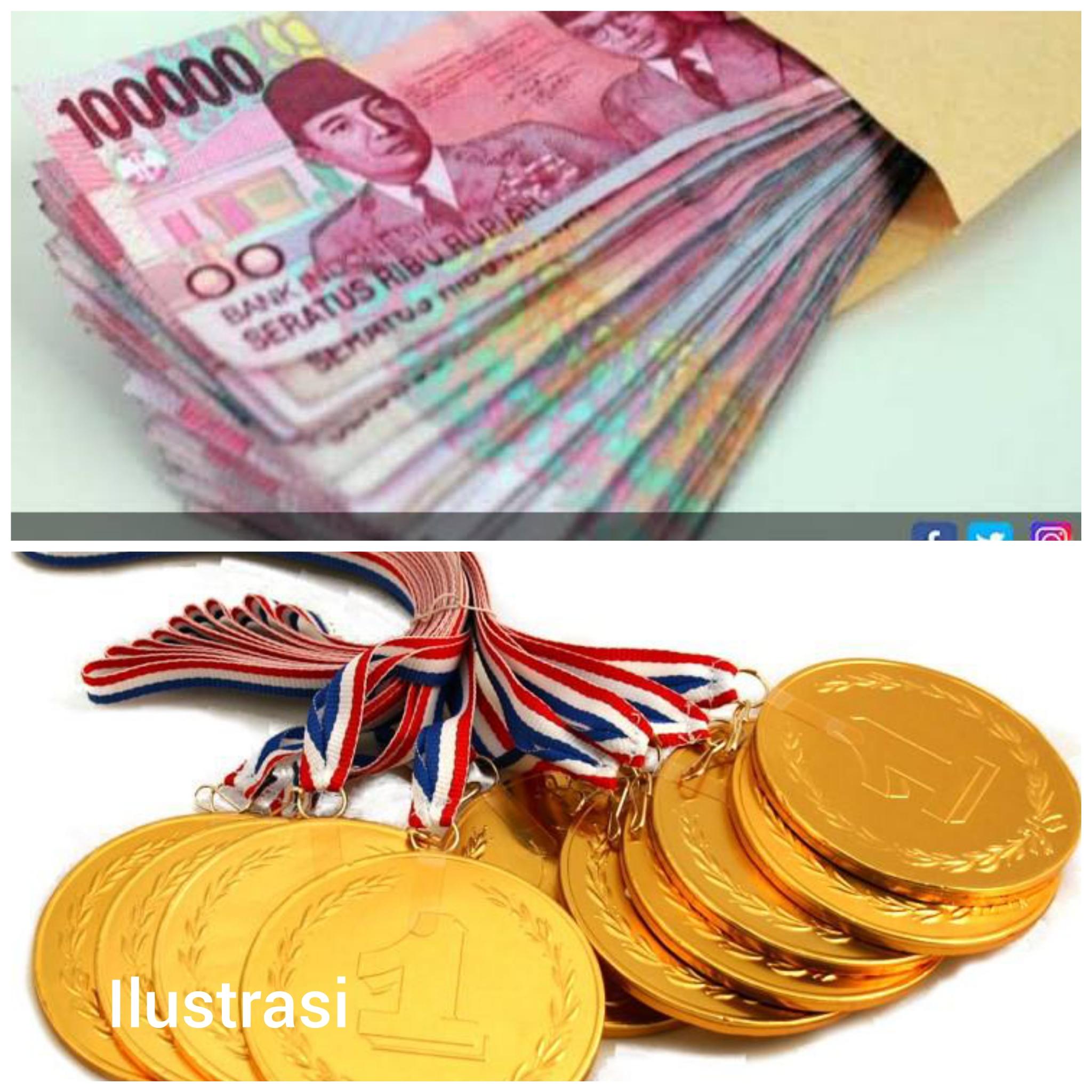 Segini Bonus Dijanjikan Pemerintah Bagi Peraih Emas Olimpiade 2020