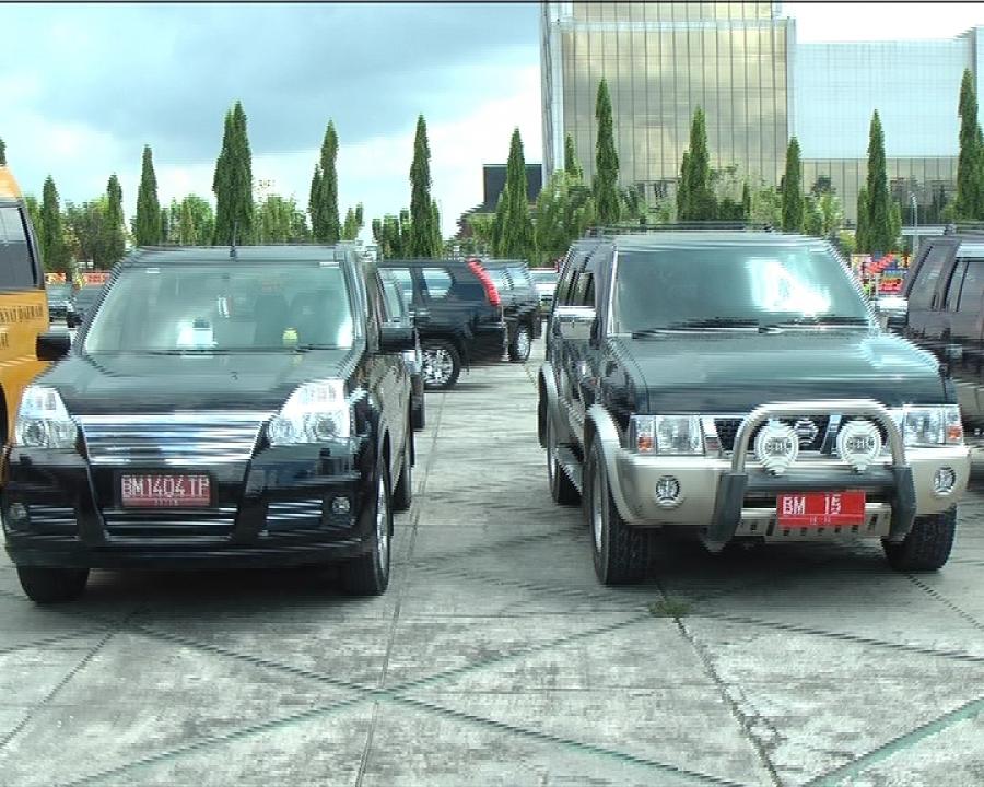 Cuti Lebaran, Pejabat di Riau Diperintahkan 'Kandangkan' Mobil Dinas